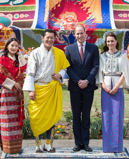royal-visit-to-bhutan